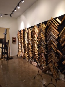 Fine Art & Archival Framing : Los Angeles : VANDEUREN