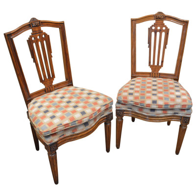 Antique Louis XVI Chairs