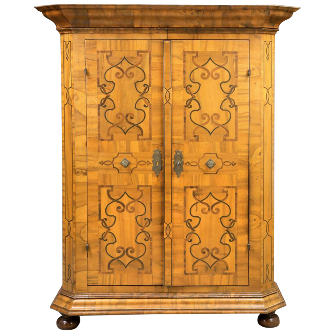 Antique Furniture - Austrian Cabinet Armoire | VANDEUREN