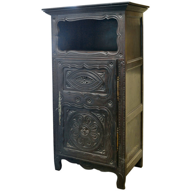 Antique French Cabinet | VANDEUREN, Los Angeles CA