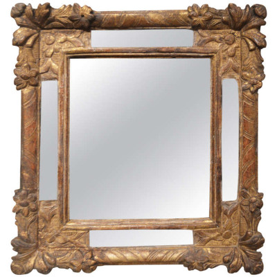 Gilded French Regency Mirror | VANDEUREN, Los Angeles CA