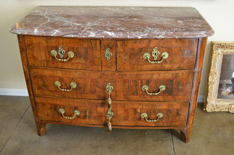 Louis XIV French Antique Dresser Commode | VANDEUREN, Los Angeles CA