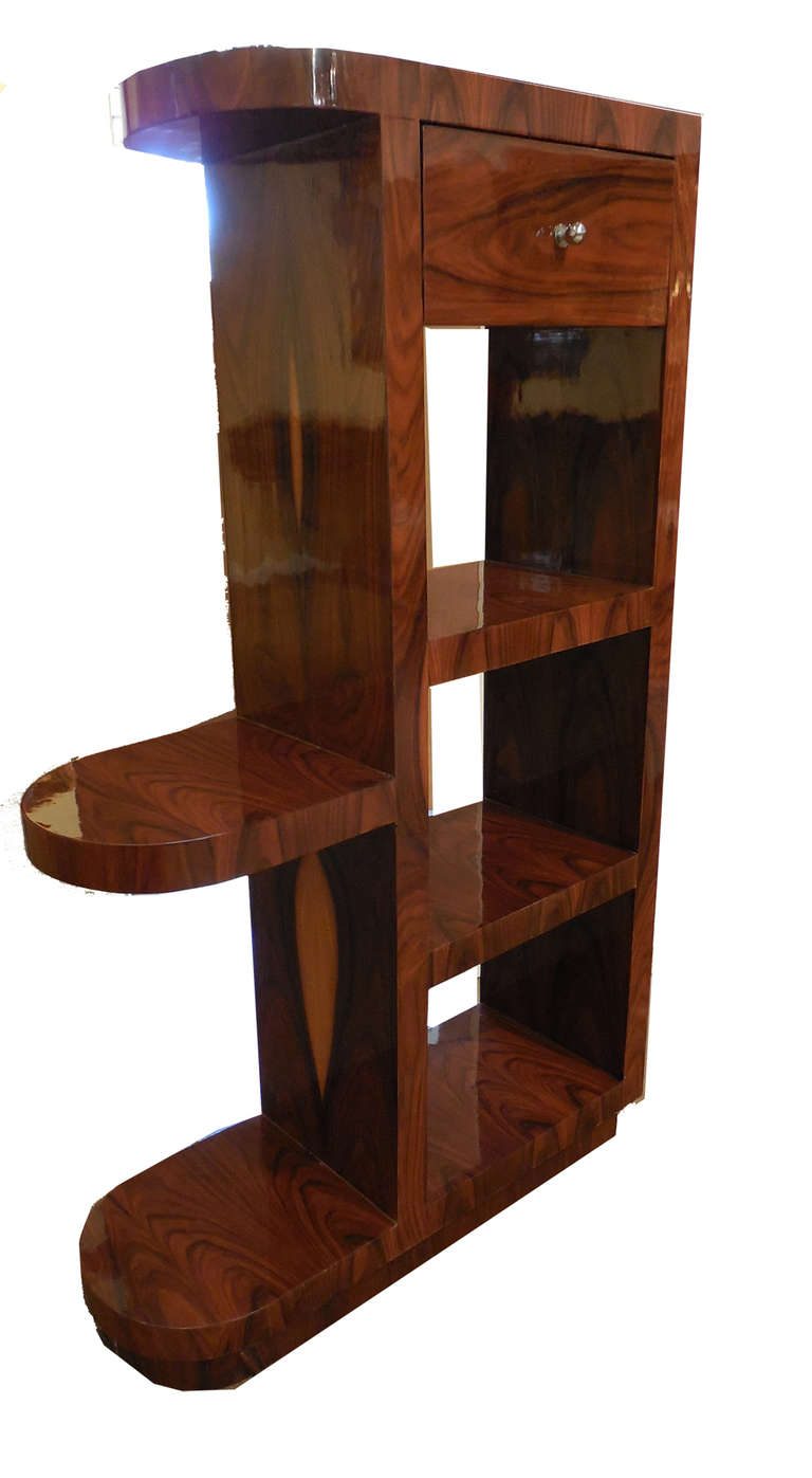 Art Deco Shelves, Art Deco Furniture | VANDEUREN, Los Angeles CA
