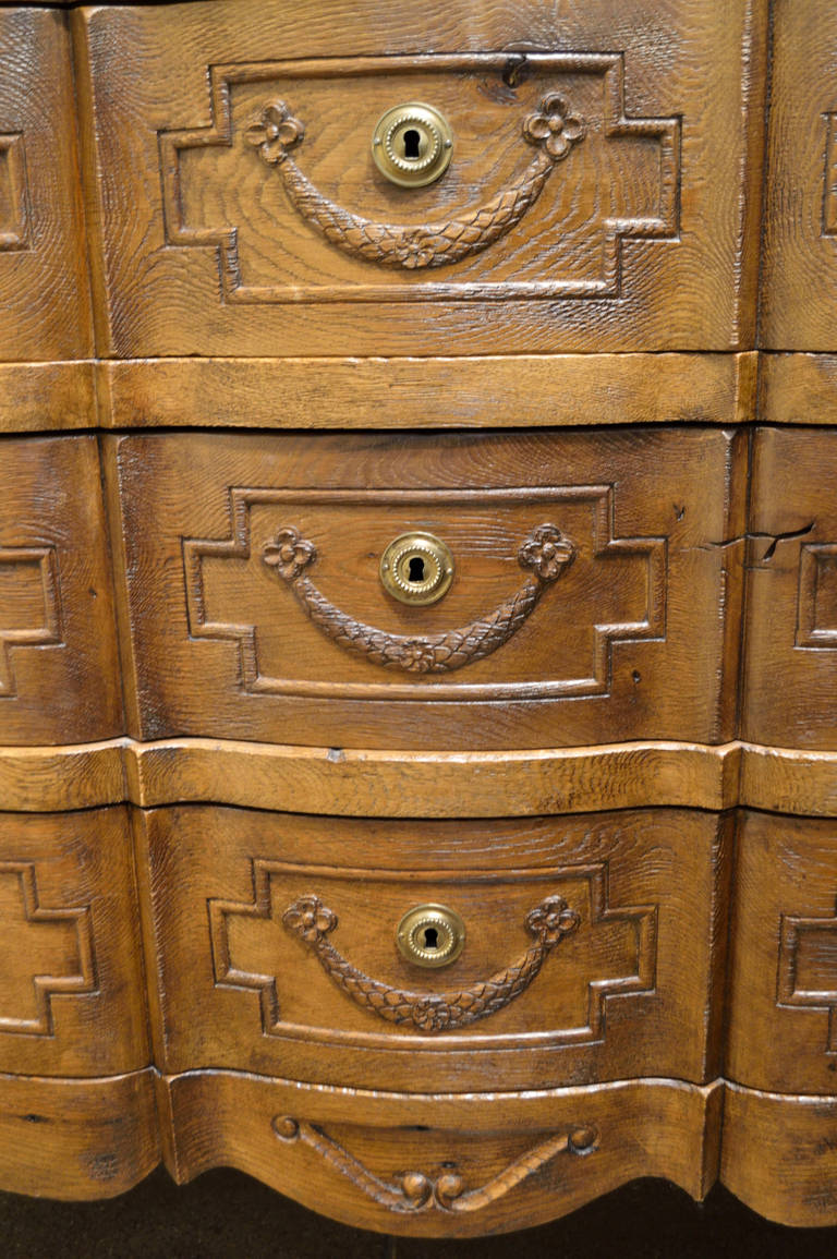 Louis XVI French Antique Dresser Commode | VANDEUREN, Los Angeles CA