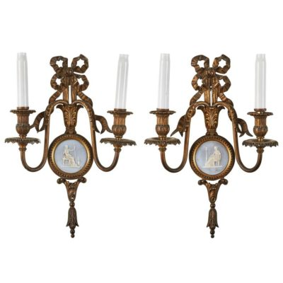 19th Century French Sconces | Vandeuren French Antiques & Fine Art Frames