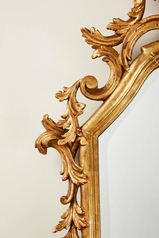 19th Century French Gilded Mirror | Vandeuren French Antiques & Fine Art Frames