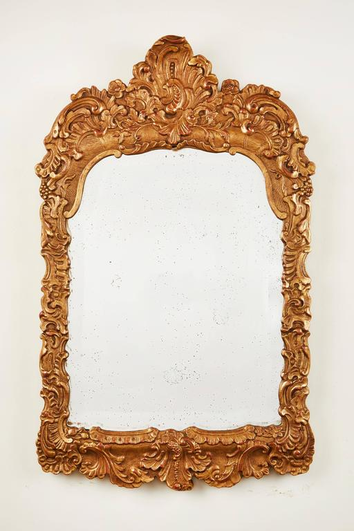 19th Century French Mirror | Vandeuren French Antique & Art Frames
